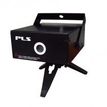 Projetor Mini Laser PLS Extra RG Automática com ativação sonora e Múltiplos Efeitos - PLS