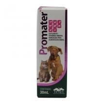 Promater 30ml Vetnil - Fertilidade Cães Gatos Aves - Vetnil