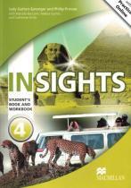 Promo - insights 4 sb with wb - Macmillan