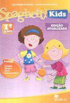 Promo spaghetti kids 1 sb pack - ed 2013 - 1st ed - Macmillan