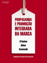 Propaganda e Promoçao Integrada da Marca - Cengage do brasil