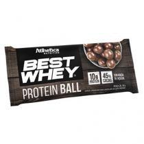 Protein Ball Best Whey - 1 Unidade Chocolate ao Leite - Atlhetica - Atlhetica nutrition