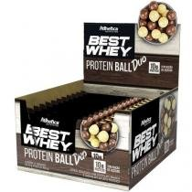 Protein Ball Best Whey - 12 Unidades Duo - Atlhetica - Atlhetica nutrition