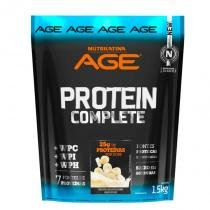 Protein Complete Nutrilatina Age Banana AZ 1.5K Em Pó - Nutrilatina