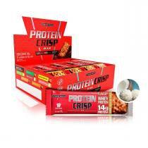 Protein Crisp Bar 12 Unidades 45g - IntegralMedica -