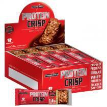 Protein Crisp Bar com 12 Barras Integralmédica -