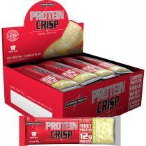 Protein Crisp (cx c/ 12 uni) - Integralmédica - Integralmédica