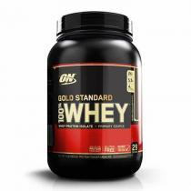 Proteína Whey Protein 100 Whey Gold Standard 2LB Optimum Nutrition -