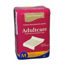 Protetor de Colchão Descartável Adultcare 6 Unidades - INCOFRAL