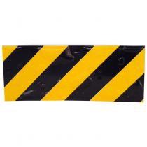 Protetor de Parede de Garagem Anti-Impacto Autoadesivo 16x40cm - Nppa16 - Nagano