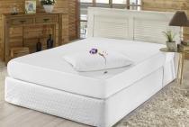 Protetor de Travesseiro Impermeável 70cm x 50cm - Branco - Beaf travesseiros