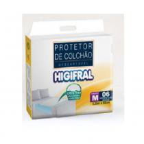 Protetor des. de colchao higifral m 8 pct.c/6 cxf -