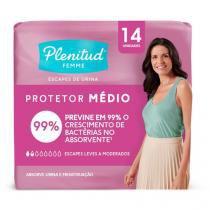 Protetor Diário Plenitud Femme - 14 Unidades