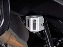 Protetor do reservatório de fluido do freio traseiro - Prata BMW F800 GS 2013-15 - SWMotech
