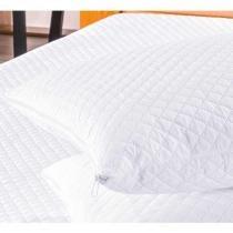 Protetor Impermeável para Travesseiro Bia 01 Peça Matelado Ultrassônico - Branco - Bia enxovais