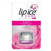 Protetor Labial Lip Ice Cube Fps 15 Romã  Blueberry - LIPICE
