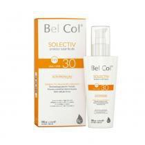 Protetor Solar Bel Col Solectiv Fluido FPS 30 - 100g - Bel Col