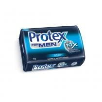 Protex Men Sports Sabonete - 90g - Protex