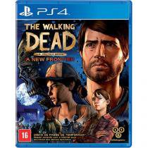 Ps4 the walking dead a new frontier - Telltalegames