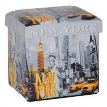 Puff Box Nova York Rivatti - Rivatti