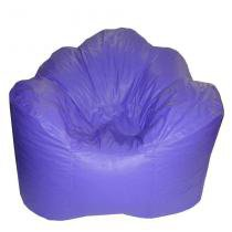 Puff Ostra Courino Roxo - Stay Puff