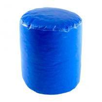 Puff Redondo Corino Azul - Absolut