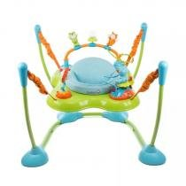 Pula-Pula Para Bebê Jumper Play Time Blue - Safety 1ST -