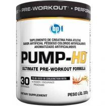 Pump-HD Pré-Treino 330g Pêssego - BPI Sports
