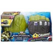 Punhos Esmagadores Do Hulk Luva Eletronica Do Hulko - Hasbro -