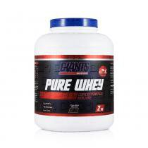 Pure Whey 2kg - Giants Nutrition - 2kg - Giants Nutrition