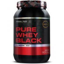 Pure Whey Black - 900g - Probiótica - Baunilha - Probiótica