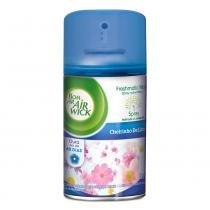 Purificador BOM AR AIR WICK Freshmatic Spray Automático Cheirinho de Limpeza Refil -