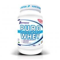 Puro Whey 909g Chocolate Performance Nutrition - Performance Nutrition