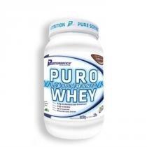Puro Whey Proteína do Soro do Leite 100 Pura sabor Chocolate 2lbs 909g - Performance - Performance Nutrition