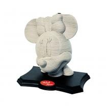 Puzzle Escultura 3D Minnie - Grow - Grow