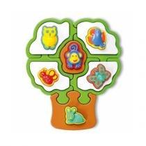 Puzzle Mania - Árvore - Calesita -