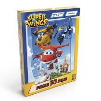 Puzzle Super Wings - Grow - Grow