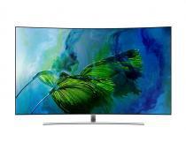 "QLED TV 4K UHD 75"" HDR1500 Tela Curva - Samsung"