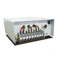 QTA - Gerador a Diesel, Monofásico 110/220V , 6 kVa, Partida Elétrica - ND7000E - Nagano