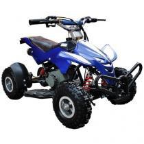 Quadriciclo Automático a Gasolina e Óleo 49cc - Barzi Motors Dino - Exclusivo Magazine Luiza
