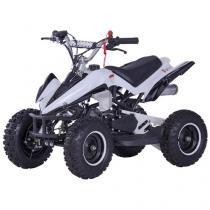 Quadriciclo Bull Motors Bull BK-502 - Velocidade Máxima 40Km/h Branco