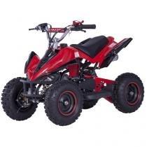 Quadriciclo Bull Motors Bull BK-502 - Velocidade Máxima 40Km/h Vermelho