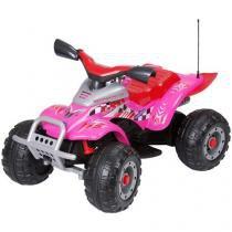 Quadriciclo Infantil Elétrico Corral T-Rex - 2 Marchas Peg-Pérego