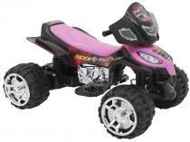 Quadriciclo Infantil Elétrico Fortplay 1 Marcha  - Emite Sons Xplast