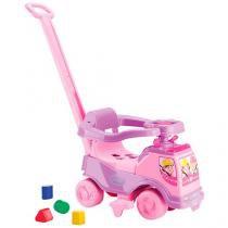 Quadriciclo Infantil Totoka Eletrônica Plus Menina - Brinquedos Cardoso