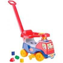 Quadriciclo Infantil Totoka Eletrônica Plus Menino - Emite Sons Brinquedos Cardoso