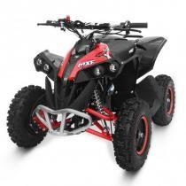 Quadriciclo Partida Elétrica 49 Cc Gasolina Motor 2 Tempos Brinquedo - Thor