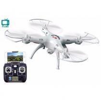 Quadricóptero Drone Intruder Com Camera Tempo Real H-18 Candide - C1312 -