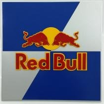 Quadro de Bebida Red Bull- Tommy Design -