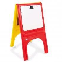 Quadro Infantil Escolar com Apagador e Giz 09509 - Xalingo - Xalingo